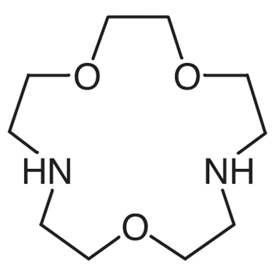 4,10-Diaza-15-crown 5-Ether