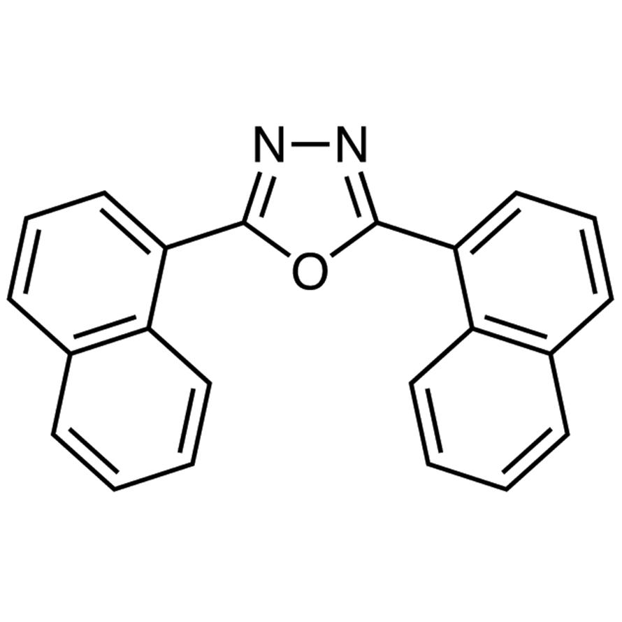 2,5-Di(1-naphthyl)-1,3,4-oxadiazole