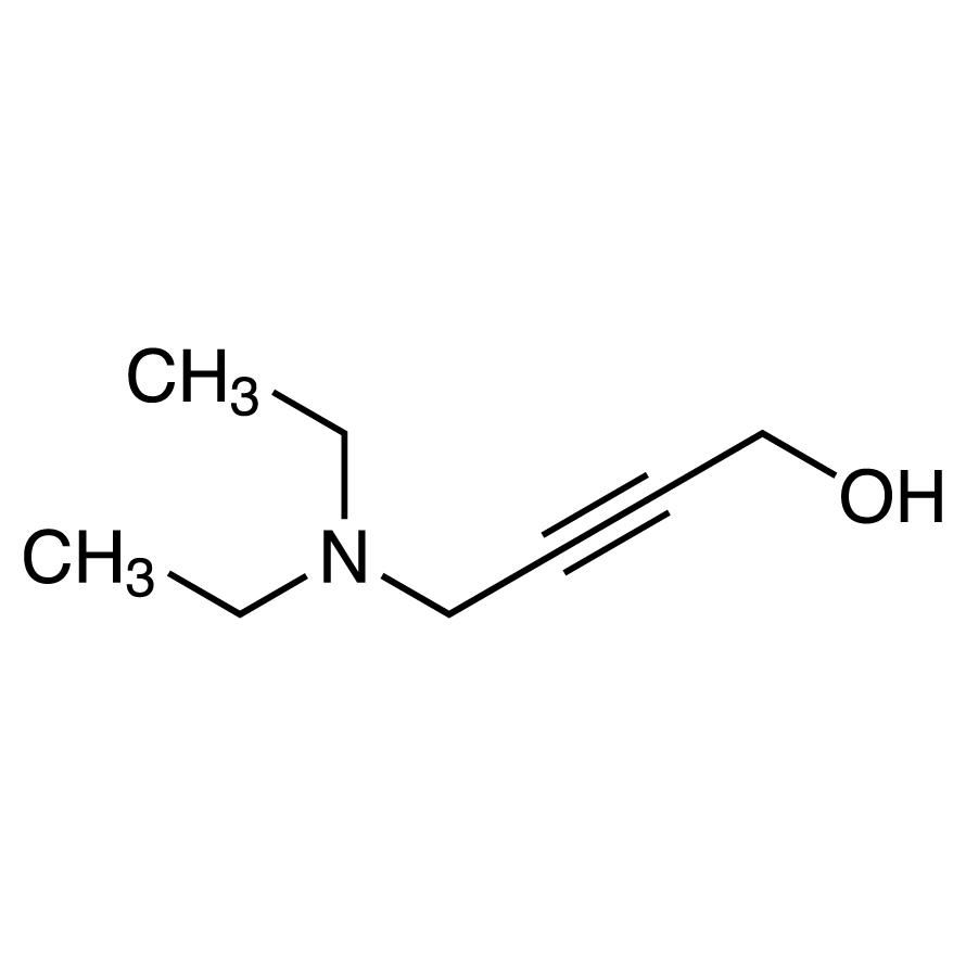 4-Diethylamino-2-butyn-1-ol