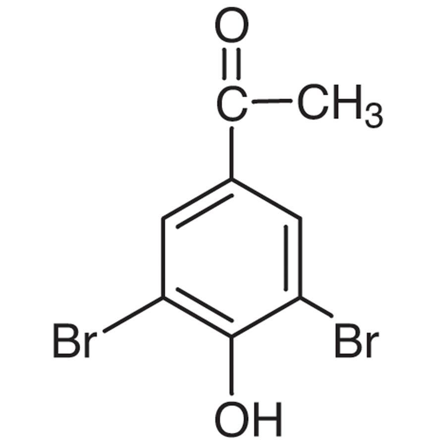 3',5'-Dibromo-4'-hydroxyacetophenone