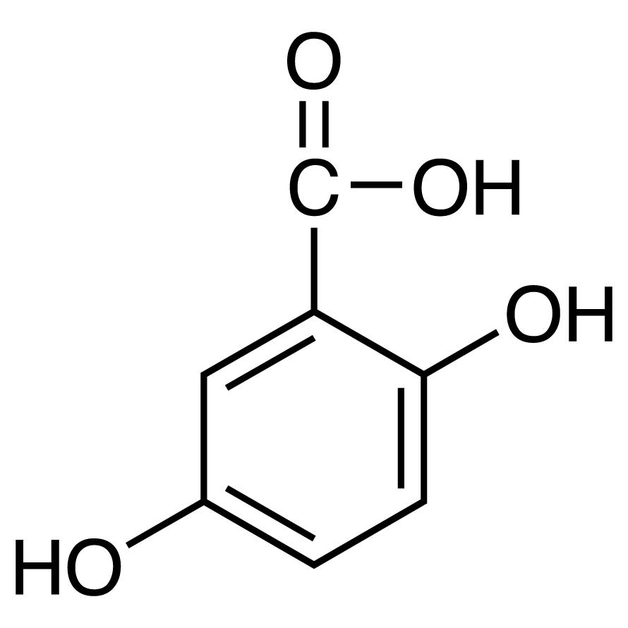 2,5-Dihydroxybenzoic Acid [Matrix for MALDI-TOF/MS]