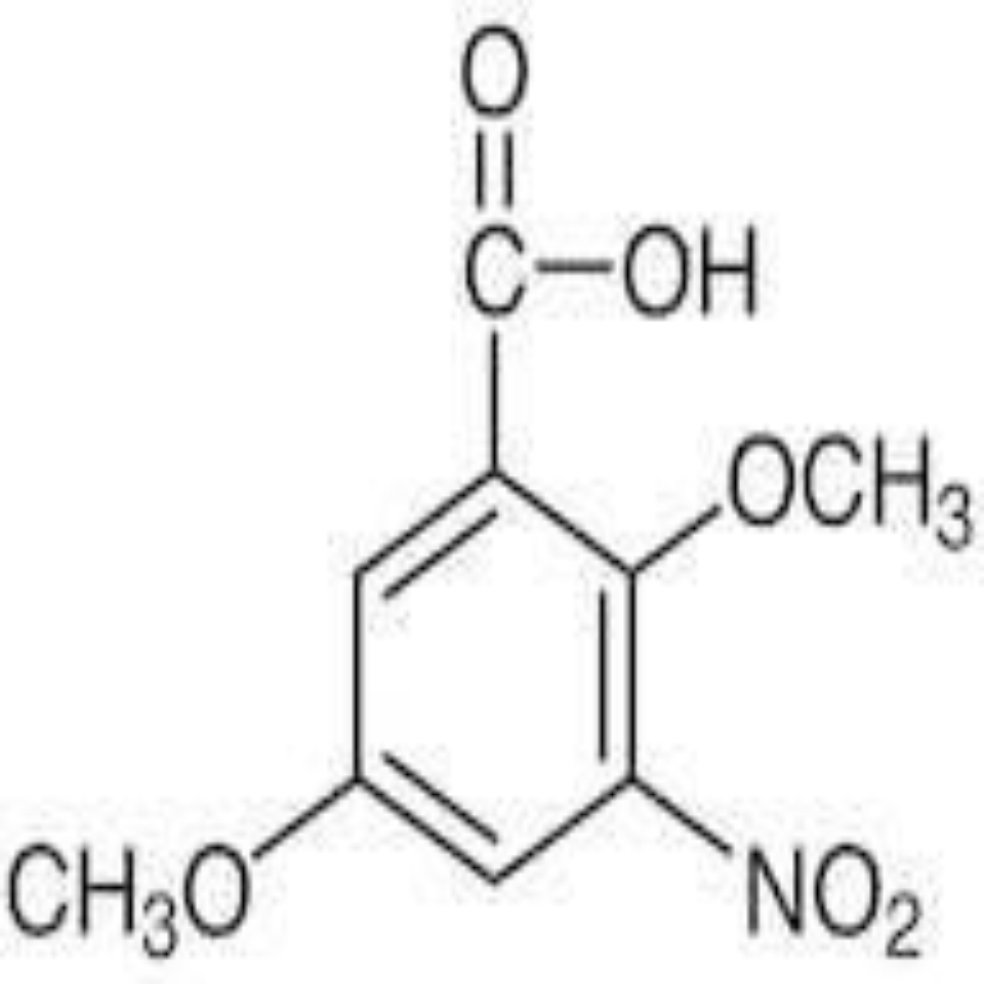 2,5-Dimethoxy-3-nitrobenzoic Acid