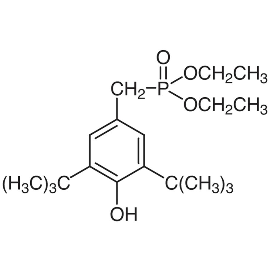 Diethyl 3,5-Di-tert-butyl-4-hydroxybenzylphosphonate