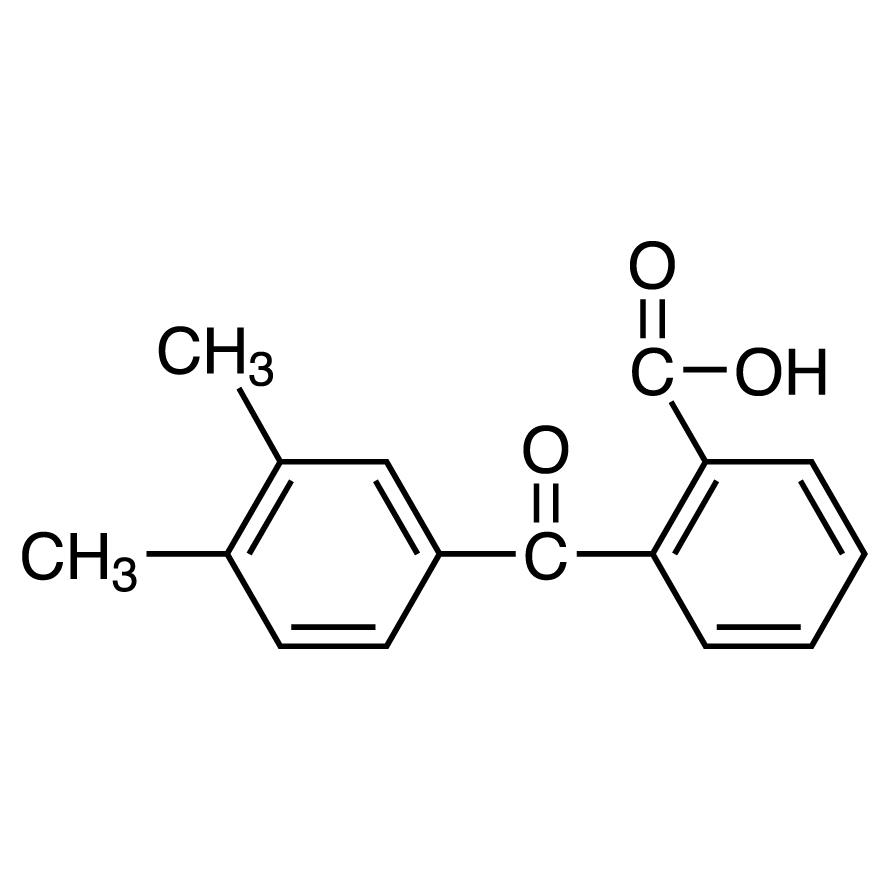 3',4'-Dimethylbenzophenone-2-carboxylic Acid