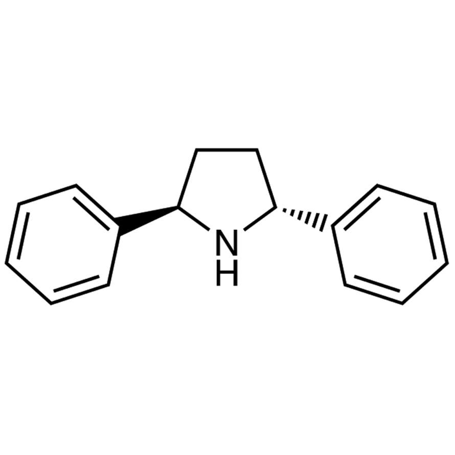 (2R,5R)-2,5-Diphenylpyrrolidine