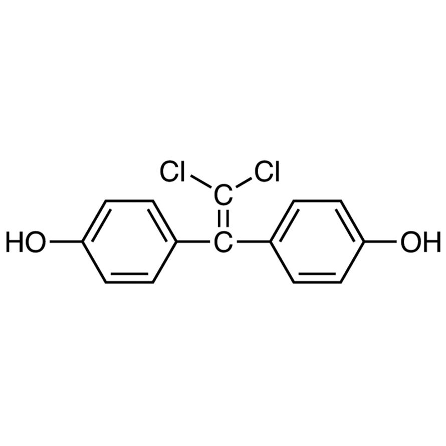 1,1-Dichloro-2,2-bis(4-hydroxyphenyl)ethylene