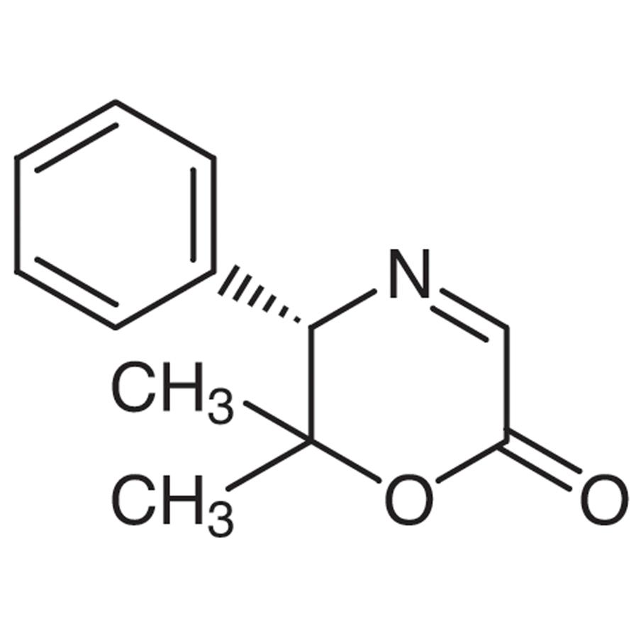 (5S)-5,6-Dihydro-6,6-dimethyl-5-phenyl-2H-1,4-oxazin-2-one