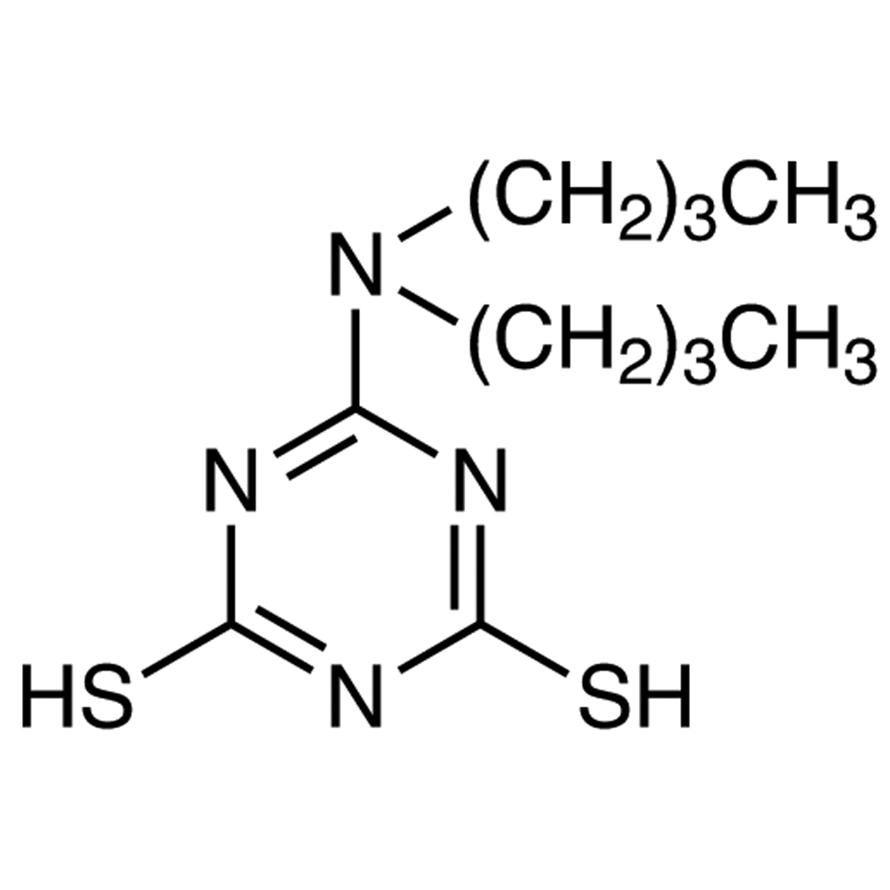 6-(Dibutylamino)-1,3,5-triazine-2,4-dithiol