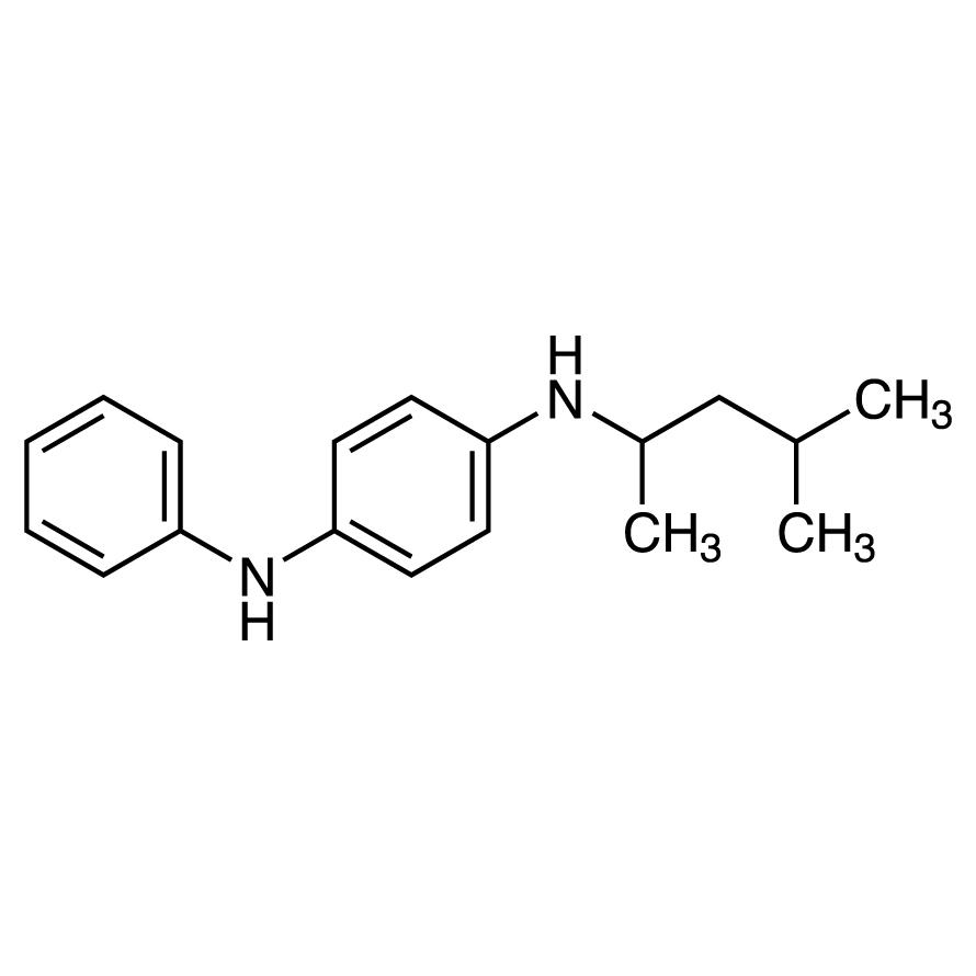 N-(1,3-Dimethylbutyl)-N'-phenyl-1,4-phenylenediamine