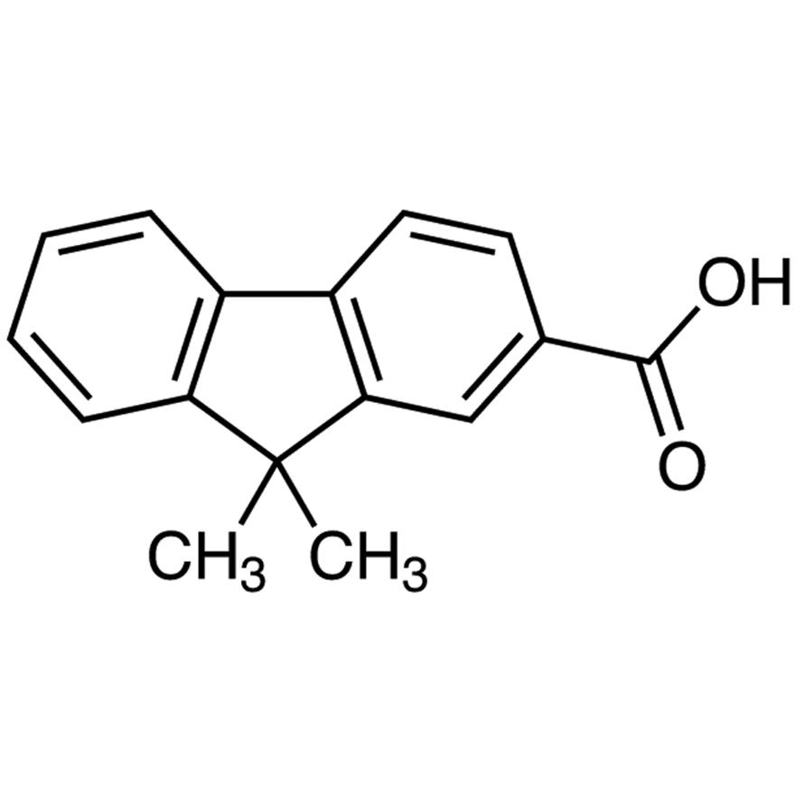 9,9-Dimethylfluorene-2-carboxylic Acid