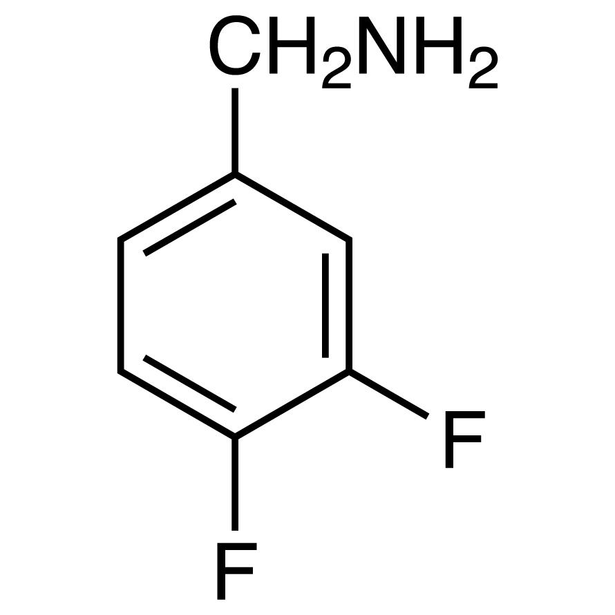 3,4-Difluorobenzylamine