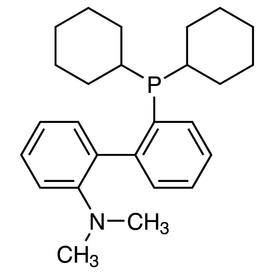 2-(Dicyclohexylphosphino)-2'-(dimethylamino)biphenyl