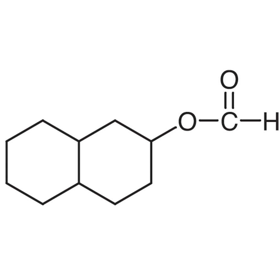 Decahydro-2-naphthyl Formate (mixture of isomers)