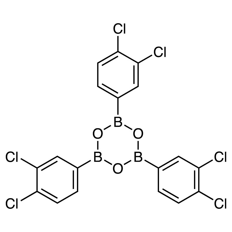 2,4,6-Tris(3,4-dichlorophenyl)boroxin