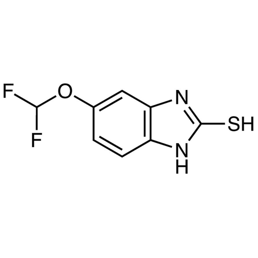 5-(Difluoromethoxy)-2-mercaptobenzimidazole