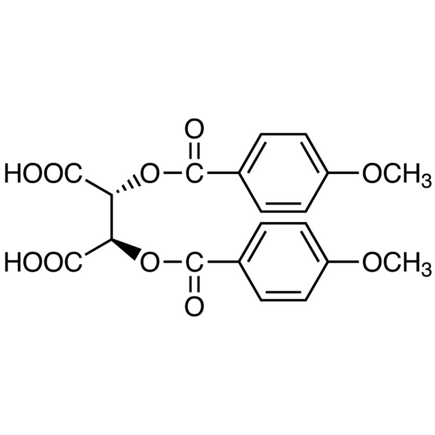 (-)-Di-p-anisoyl-L-tartaric Acid