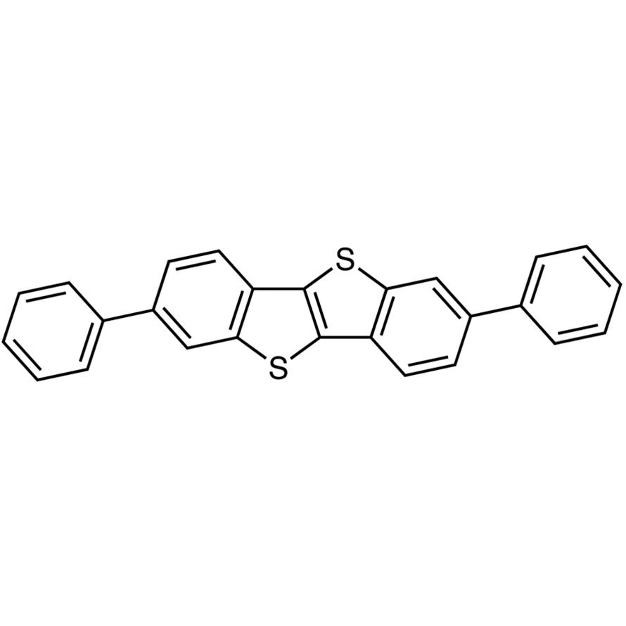 2,7-Diphenyl[1]benzothieno[3,2-b][1]benzothiophene (purified by sublimation)