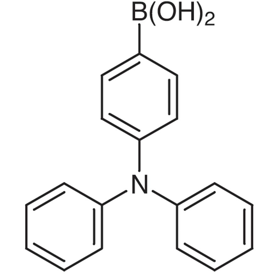 4-(Diphenylamino)phenylboronic Acid (contains varying amounts of Anhydride)