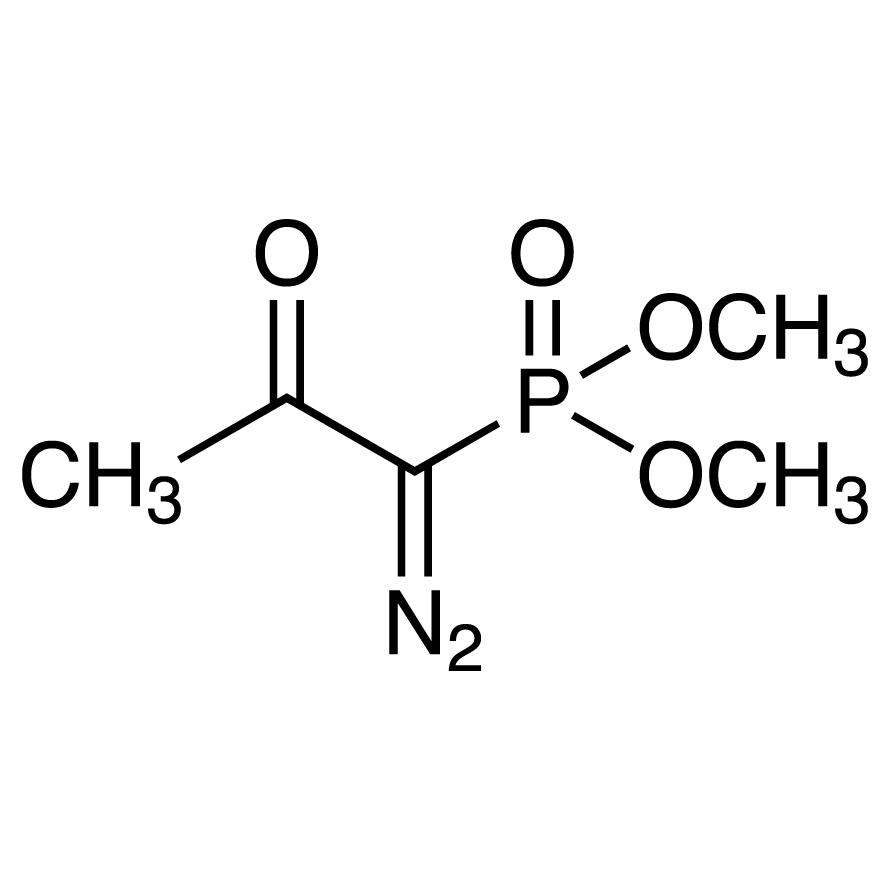 Dimethyl (1-Diazo-2-oxopropyl)phosphonate