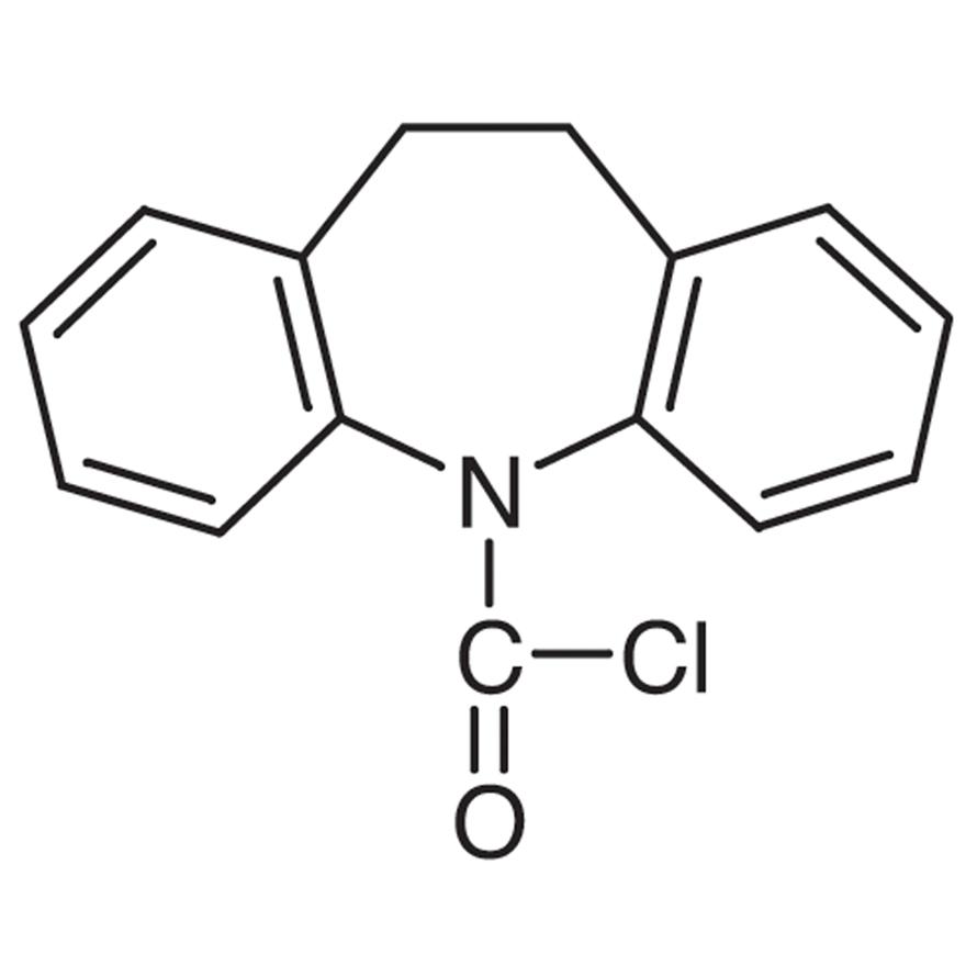10,11-Dihydro-5H-dibenzo[b,f]azepine-5-carbonyl Chloride