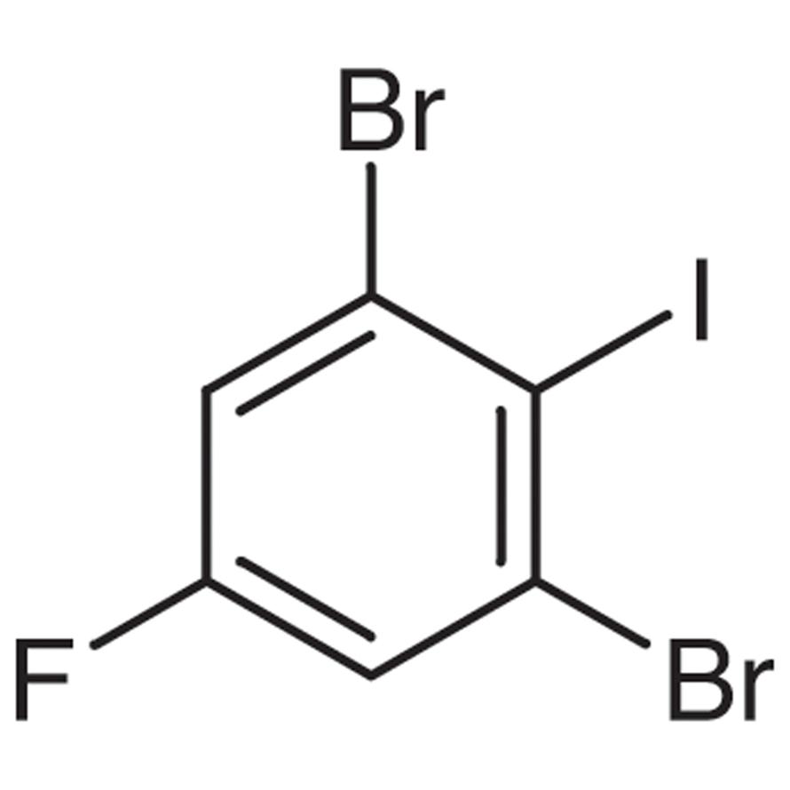 1,3-Dibromo-5-fluoro-2-iodobenzene