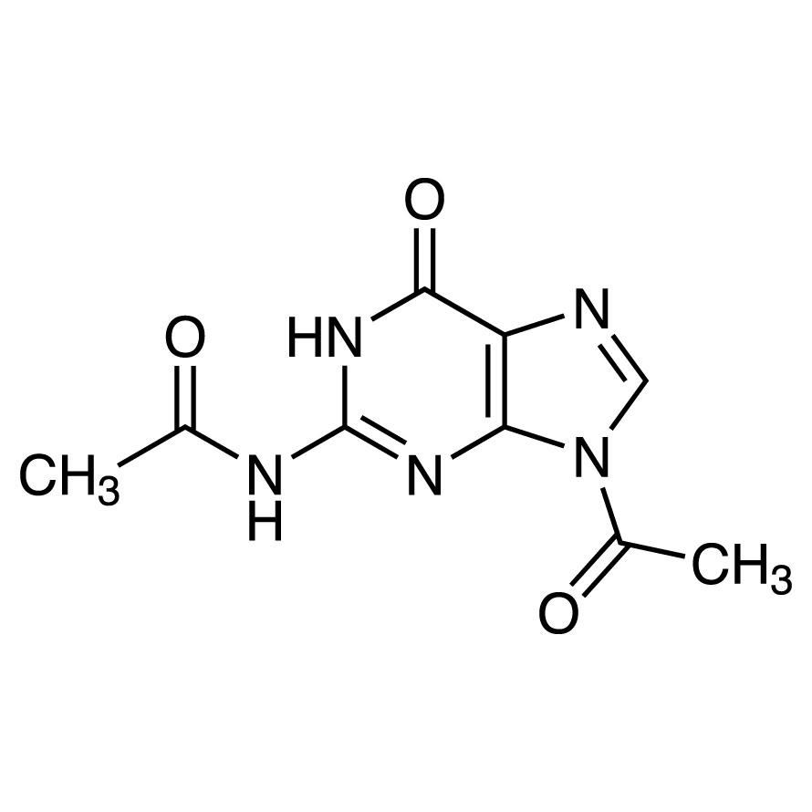 N2,9-Diacetylguanine