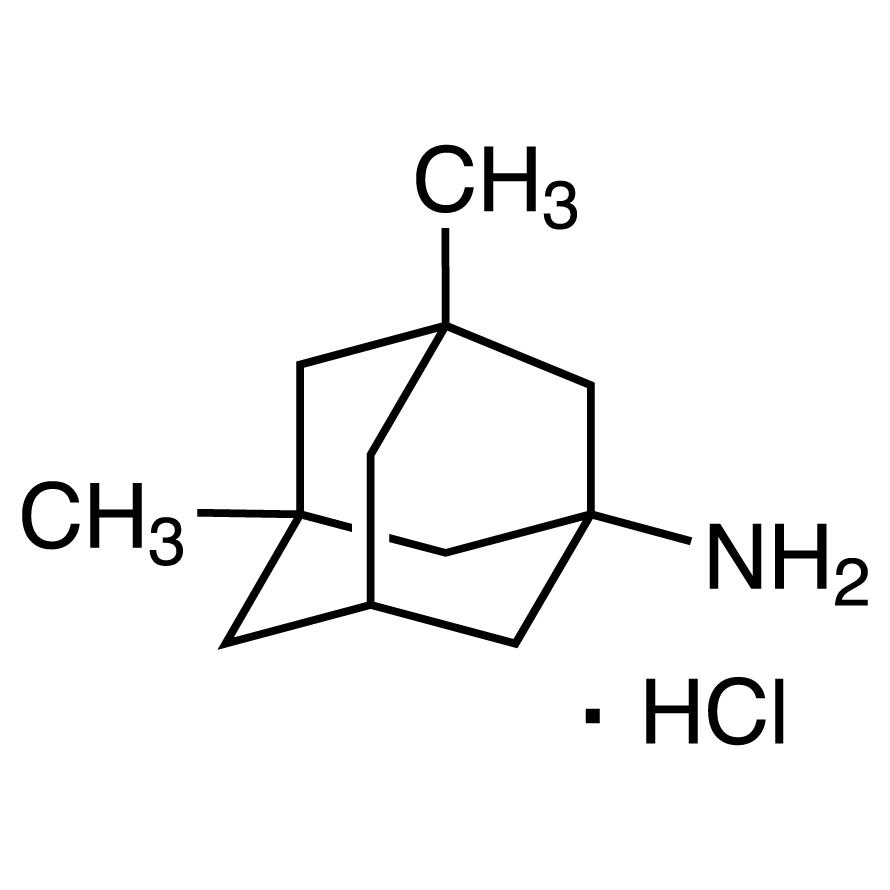 3,5-Dimethyl-1-adamantanamine Hydrochloride