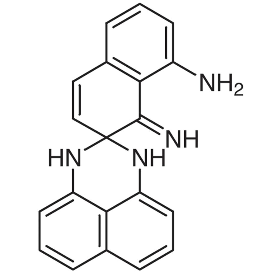 2,3-Dihydro-2-spiro-7'-[8'-imino-7',8'-dihydronaphthalen-1'-amine]perimidine
