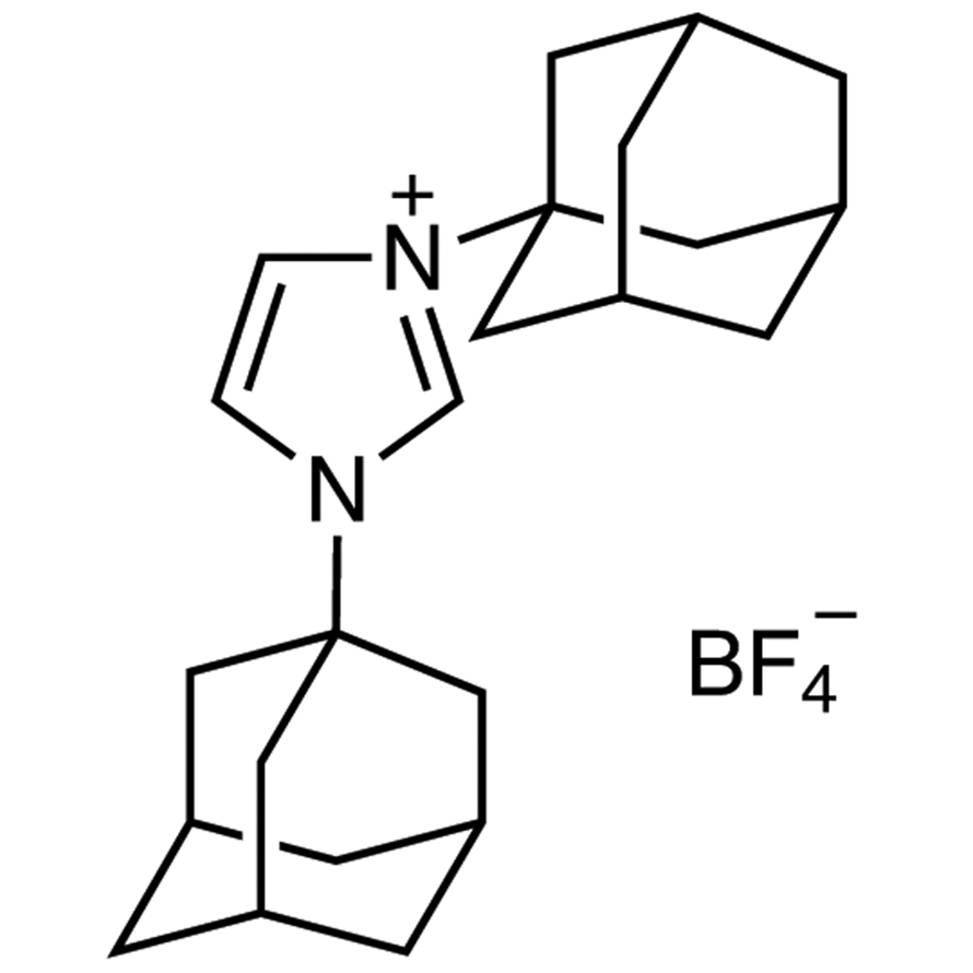 1,3-Di(1-adamantyl)imidazolium Tetrafluoroborate