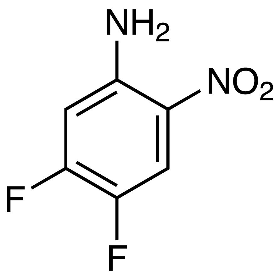 4,5-Difluoro-2-nitroaniline