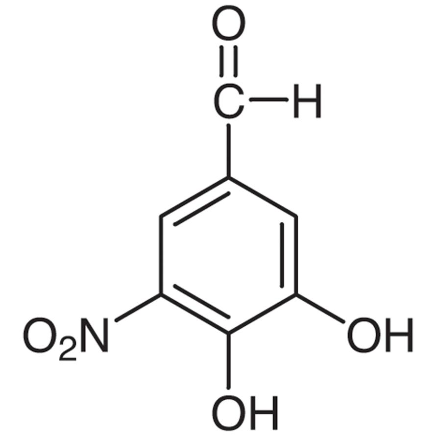 3,4-Dihydroxy-5-nitrobenzaldehyde