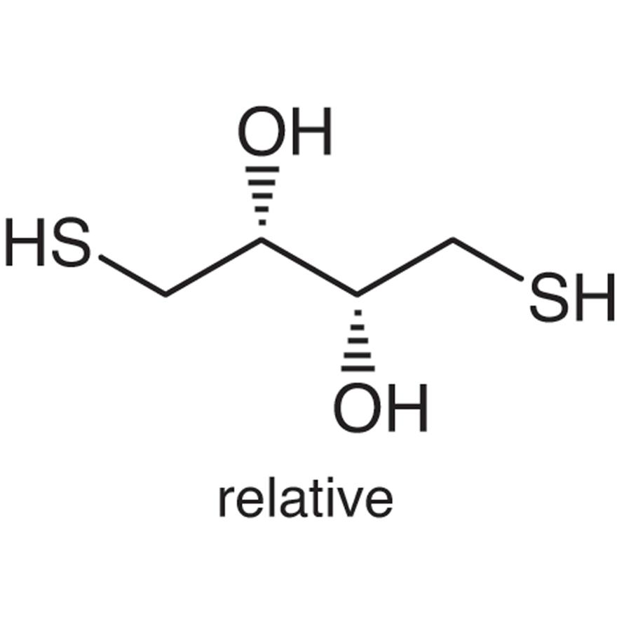 DL-Dithiothreitol [for Electrophoresis]