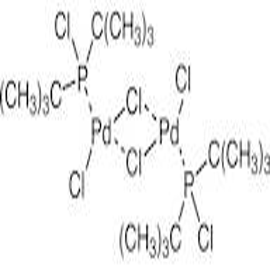 [Di-tert-butyl(chloro)phosphine]palladium(II) Dichloride Dimer