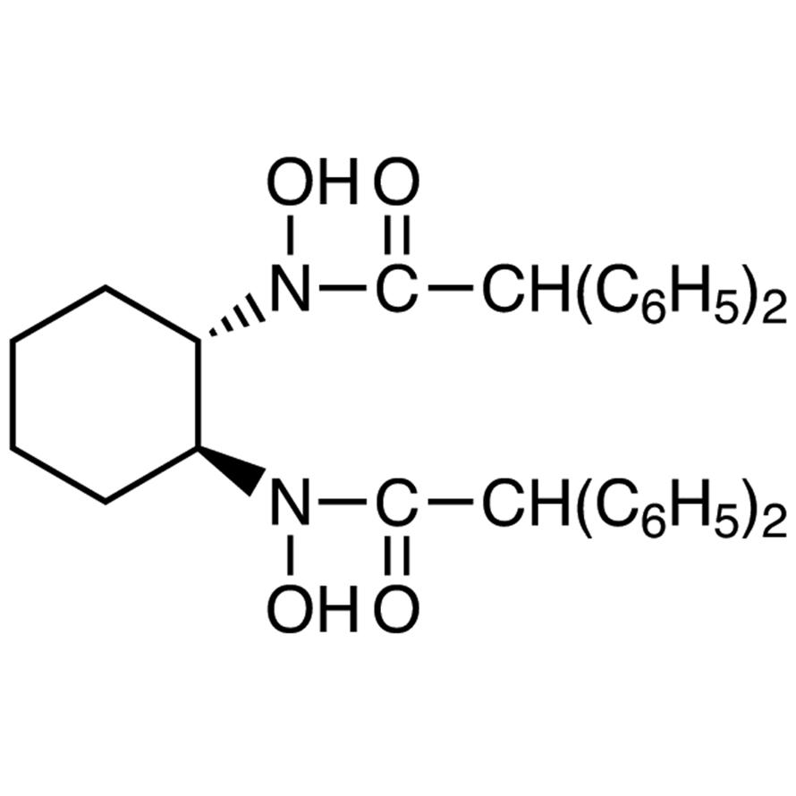 (1S,2S)-N,N'-Dihydroxy-N,N'-bis(diphenylacetyl)cyclohexane-1,2-diamine