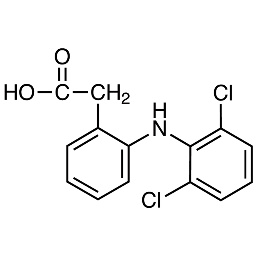 2-(2,6-Dichloroanilino)phenylacetic Acid
