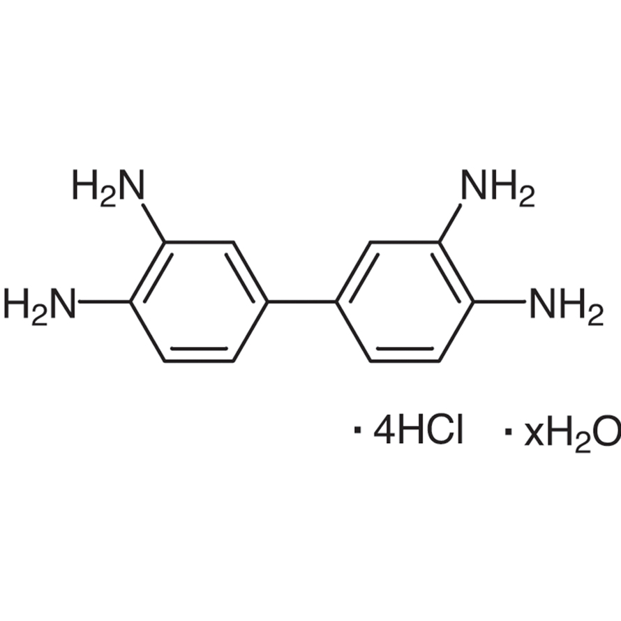 3,3'-Diaminobenzidine Tetrahydrochloride Hydrate [for Biochemical Research]