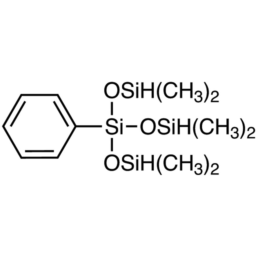 3-(Dimethylsilyloxy)-1,1,5,5-tetramethyl-3-phenyltrisiloxane