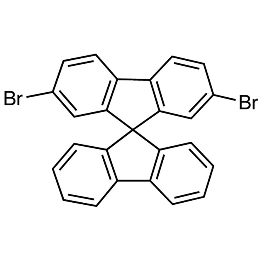 2,7-Dibromo-9,9'-spirobi[9H-fluorene]
