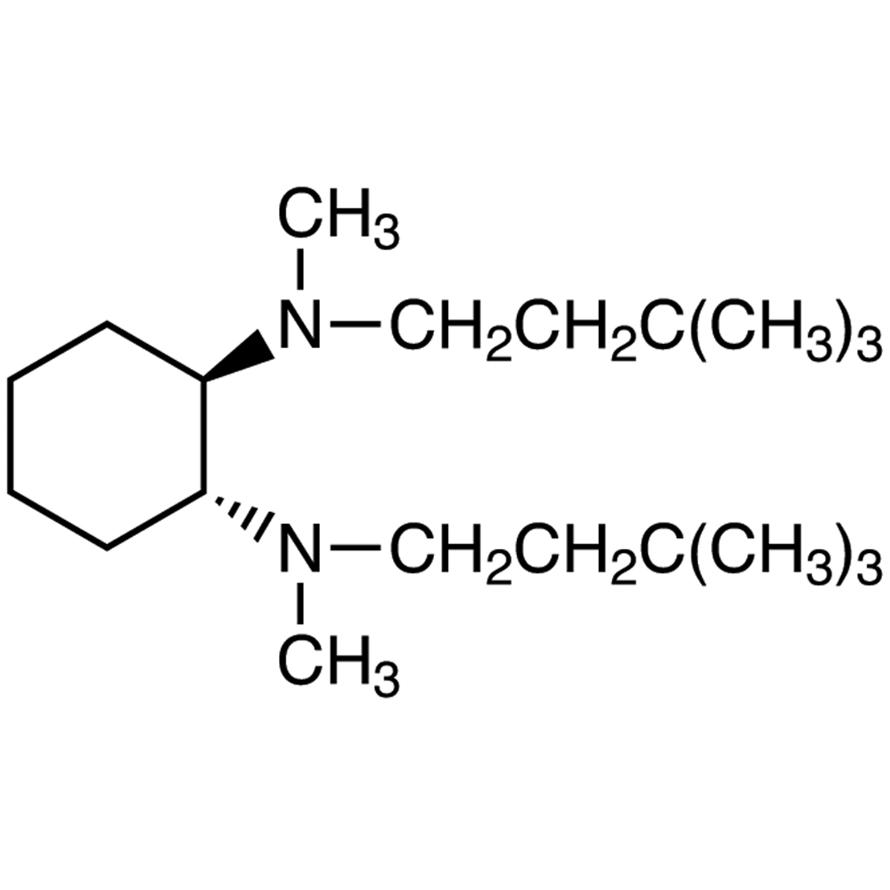 (1R,2R)-N,N'-Dimethyl-N,N'-bis(3,3-dimethylbutyl)cyclohexane-1,2-diamine