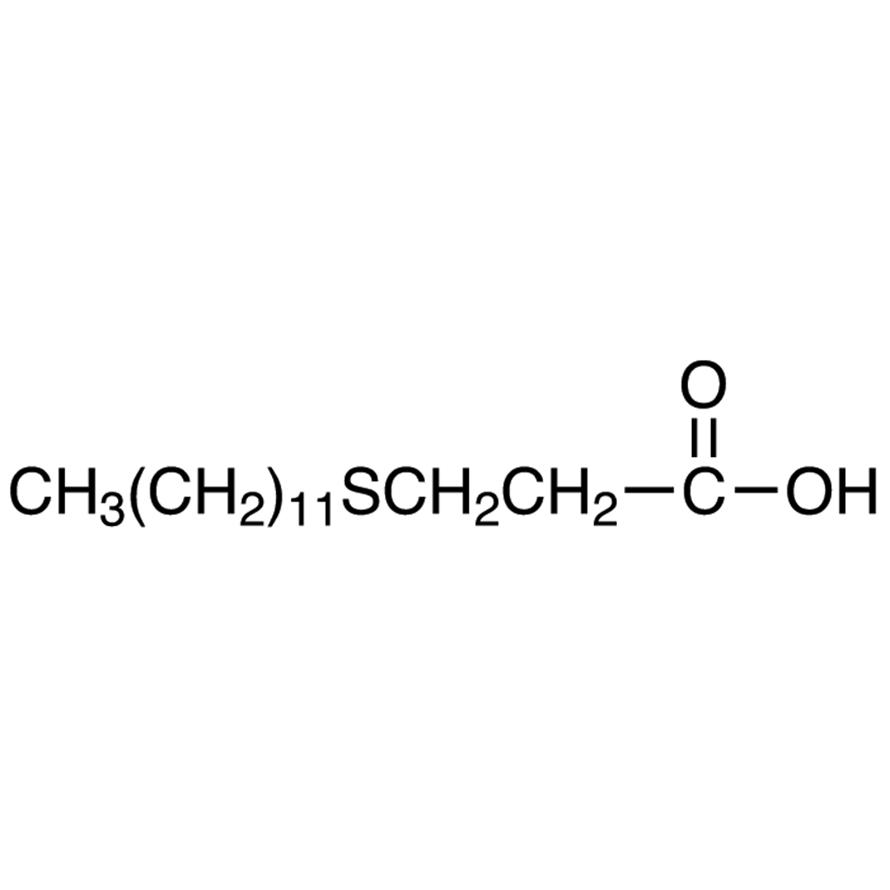 3-(Dodecylthio)propionic Acid