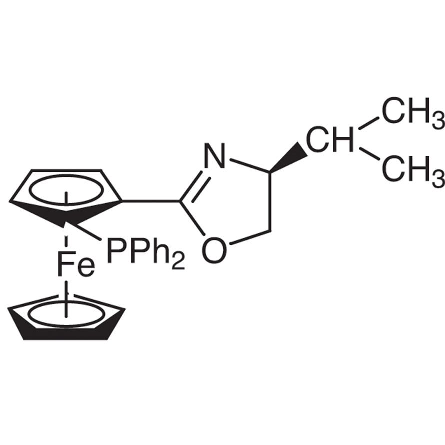 (S)-1-(Diphenylphosphino)-2-[(S)-4-isopropyloxazolin-2-yl]ferrocene