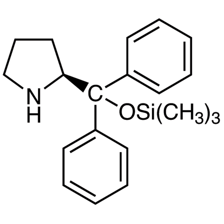 (S)-(-)-,-Diphenyl-2-pyrrolidinemethanol Trimethylsilyl Ether