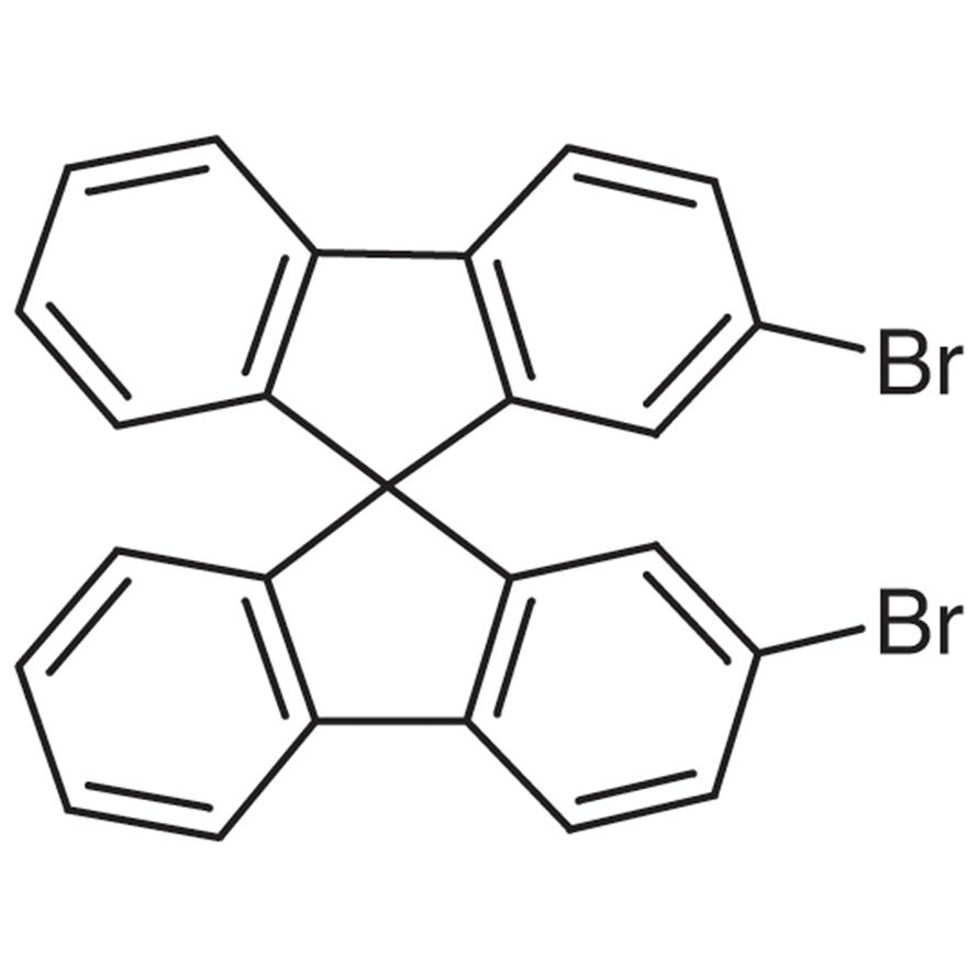 2,2'-Dibromo-9,9'-spirobi[9H-fluorene]