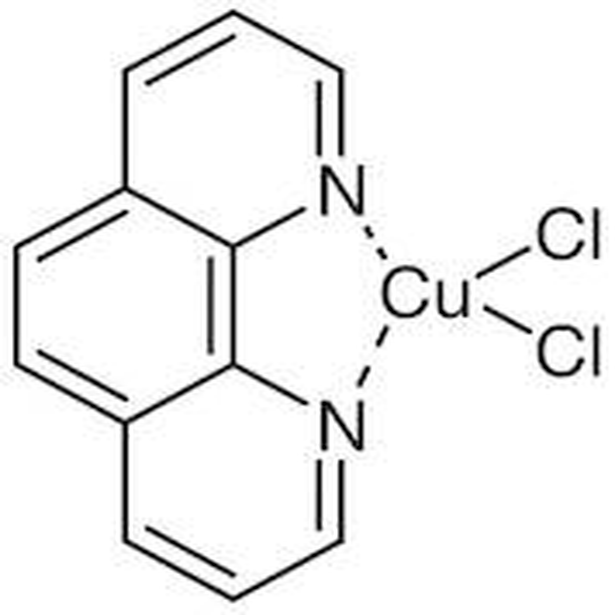 Dichloro(1,10-phenanthroline)copper(II)