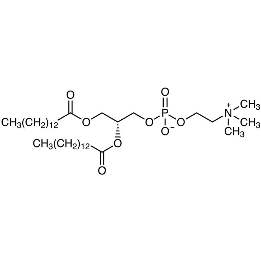 1,2-Dimyristoyl-sn-glycero-3-phosphocholine