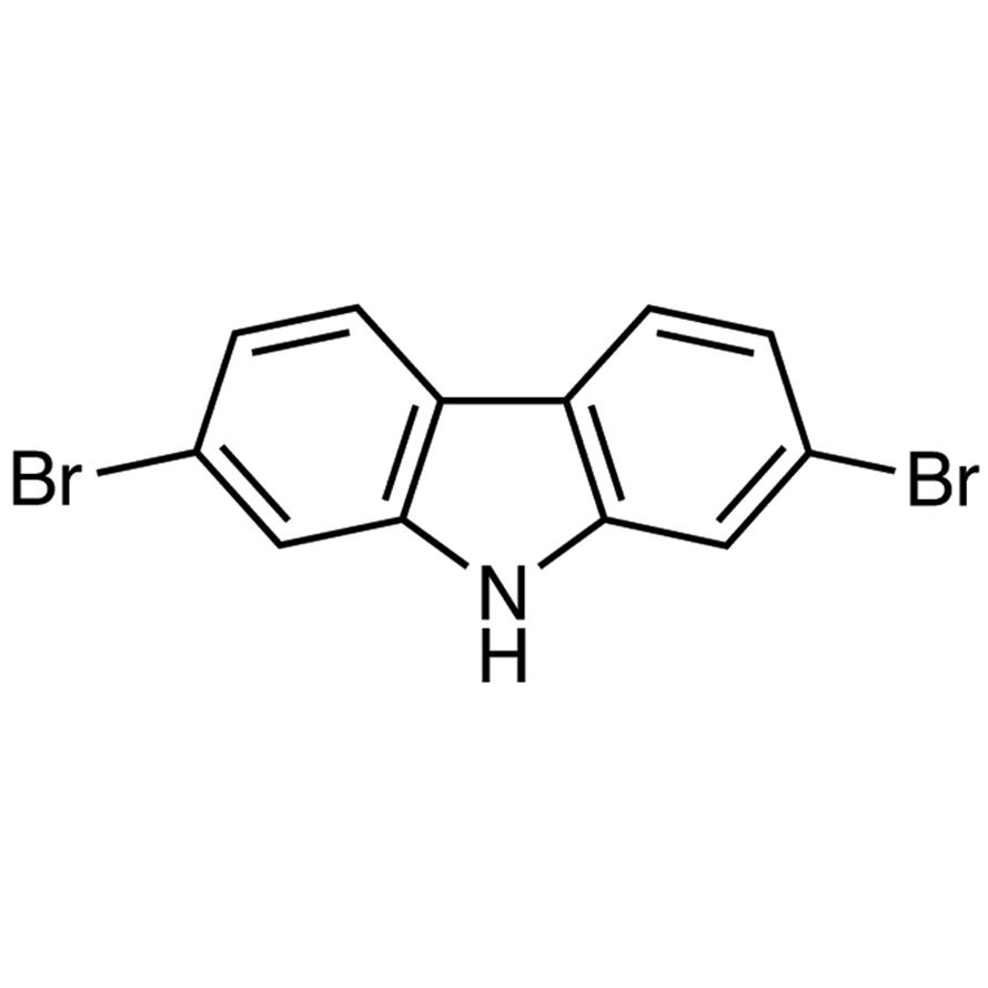2,7-Dibromocarbazole