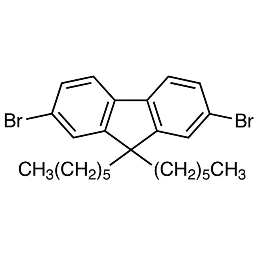 2,7-Dibromo-9,9-dihexylfluorene