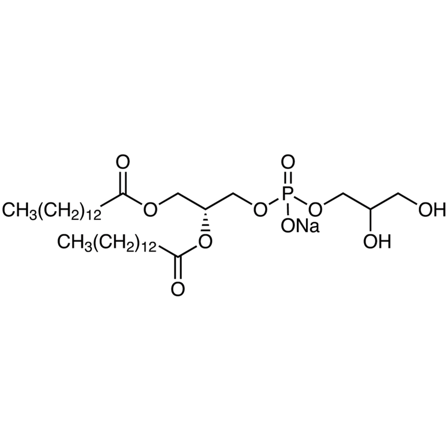 1,2-Dimyristoyl-sn-glycero-3-phospho-rac-(1-glycerol) Sodium Salt