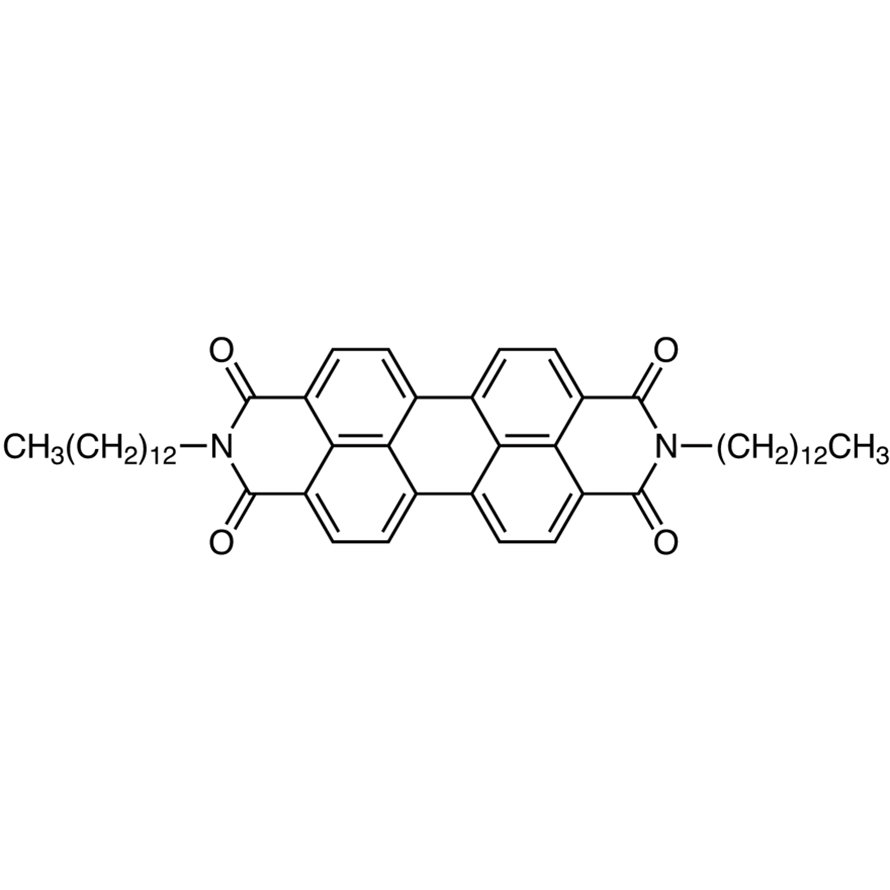 N,N'-Ditridecyl-3,4,9,10-perylenetetracarboxylic Diimide