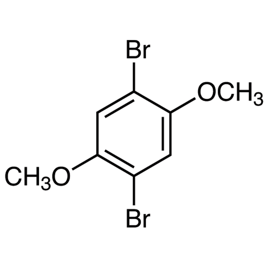 1,4-Dibromo-2,5-dimethoxybenzene